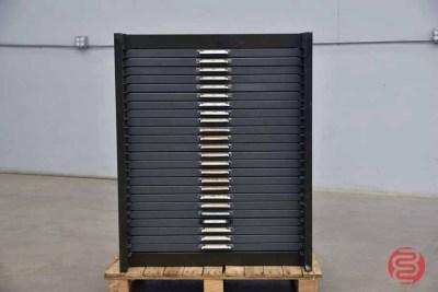 Hamilton Letterpress Typekit Cabinet - 050321121020