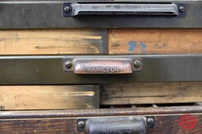 Hamilton Typekit Letterpress Drawers (Qty - 40) - 050321032020