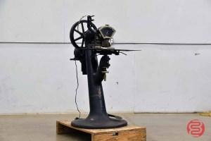 Latham Machinery Model 104 Monitor Stitcher - 050621021646