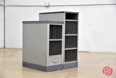 Letterpress Galley Cabinet (Qty: 2) - 050521090421