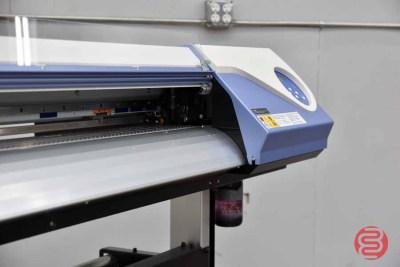 Roland VersaCAMM VS-640i 64in Eco-Solvent Inkjet Printer/Cutter - 051021095102