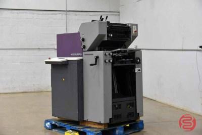 1997 Heidelberg Quickmaster QM 46-2 Two Color Printing Press - 060121081212