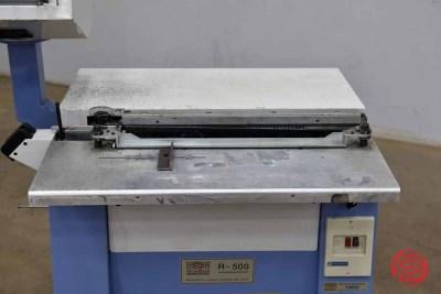 1999 Rilecart R-500 Calendar Binding Machine - 060821020610