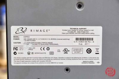 2011 Rimage 8100N High Performance CD/DVD Producer - 062221013711