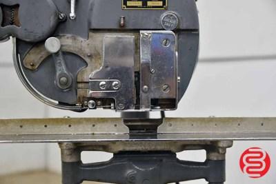 "Acme-Morrison N3A 3/4"" Flat Book / Saddle Stitcher - 061021095010"
