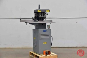 Challenge EH-3A Three Spindle Hydraulic Paper Drill - 061621024829