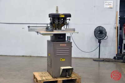 Challenge EH-3A Three Spindle Hydraulic Paper Drill - 062321012139