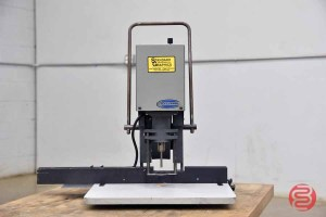 Challenge JO Tabletop Single Spindle Paper Drill - 052821125422
