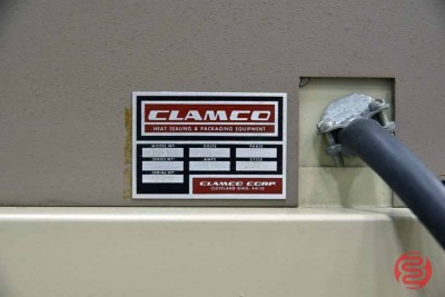 Clamco Model 110 Table Top Shrink Wrap System - 062321023415