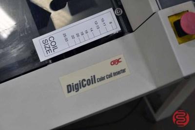 GBC DigiCoil Automatic Color Coil Inserter - 062321112546