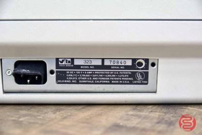 GBC VeloBind Model 323 3in Hot Knife Velobinder - 061721095612