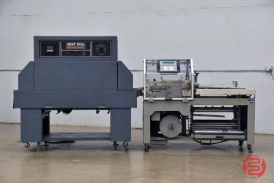 Heat Seal Heavy Duty Systems w/ Clamco 6600 Wrapping and Sealing Machine - 062821034812