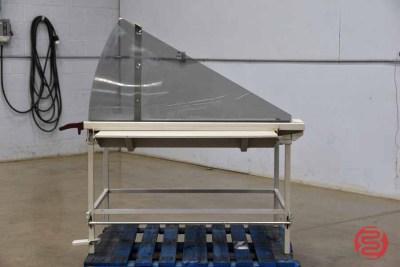 MBM Triumph 1110 43.25in Free-Standing Paper Cutter - 060421120450