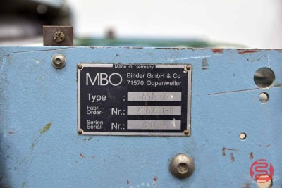 MBO ASP 66 Vertical Stacking Delivery - 060221025211