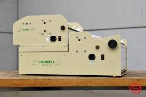 RB Sun HS-2000-A & B Electric Business Card Slitter - 062921034351