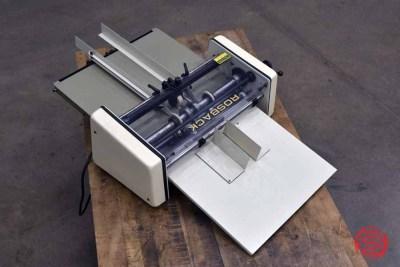 Rosback Model 218 Bobcat Perforator/Scorer/Slitter - 052821021045