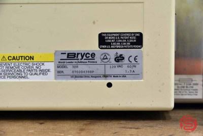 Secap (Bryce) 30K Tabletop Near-Production Address Printer - 060121112140