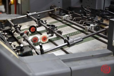 1998 Heidelberg Speedmaster SM 74-2 Two Color Offset Press - 081621080040
