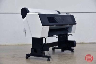 2013 Epson Stylus Pro 9900 44in Wide Format Printer - 072121101620