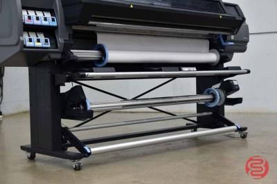 2014 HP Latex 360 64in Wide Format Printer - 071221112649