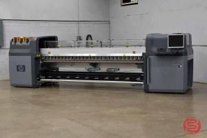 HP Scitex LX850 Wide Format Digital Printer - 070821014714