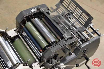Hamada 665CD-C Satellite 2 Color Printing Press - 072750091450