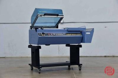 Italdibipack Dibipack 4255 EV Semi-Automatic Shrink Wrap Machine w/ Magnetic Hold Down - 063021015903