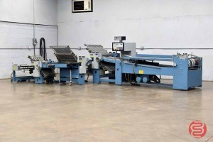 MBO B30 Continuous Feed Paper Folder w/ Mobile Delivery Unit - 070821102130