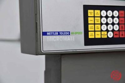 Mettler-Toledo Hi-Speed A100 Checkweigher - 072821125050