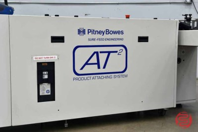 Pitney Bowes Model AT2 Product Attaching System - 072221033240