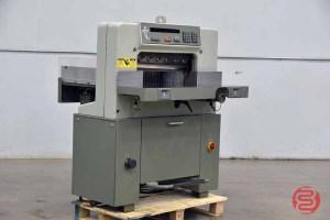 Polar Mohr 55 EM Hydraulic Paper Cutter - 070621084210