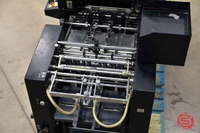 Ryobi 3985 Two Color Offset Printing Press - 070621110422