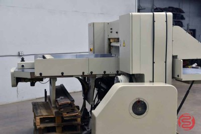 Saber S-116 Programmable Double Pull Paper Cutter - 072021091230
