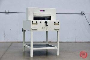 Triumph Ideal-Fortematic 480 Paper Cutter - 072121075710