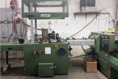 1999 Muller Martini Minuteman 1509 Saddle Stitching System - 080621094030