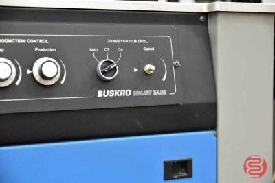 2000 Buskro BK 660 Inkjet Addressing System w/ BK 1600 Conveyor - 081021021541