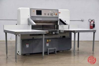 2003 Polar 115ED 45in Programmable Paper Cutter - 082721094910