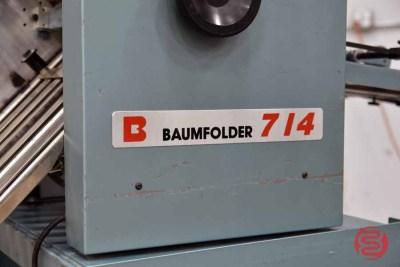 Baum 714 Friction Feed Paper Folder - 081121025222