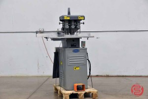Challenge EH-3A Three Spindle Hydraulic Paper Drill - 081021113348