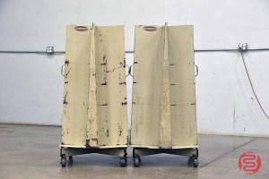 Challenge Quadracart Paper Bindery Cart - 081021080305