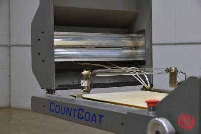 CountCoat GT 15in UV Roller Coating Machine - 083021113712