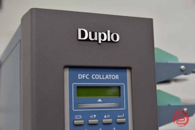 Duplo Collator DFC-8 - 083021024634