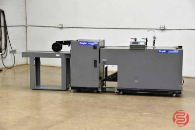 Duplo System 5000 Dynamic Booklet Maker - 072921022240