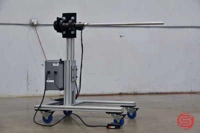 EdgeTec Variable Speed Roll-Up Machine - 081021083610
