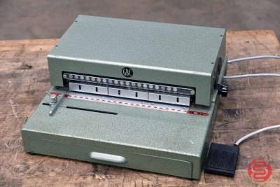GBC 180 PM Comb Punch - 081821024619