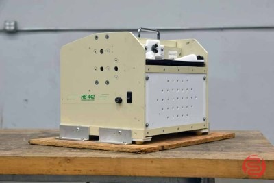 HS-442 Four-Up Business Card Slitter - 081621091730