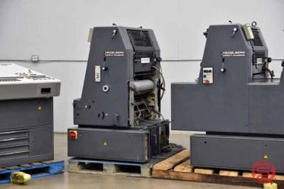 Heidelberg GTOFP 52 Offset Printing Press - 080521102552
