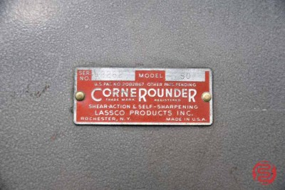 Lassco Cornerounder CR-50 - 081221082323
