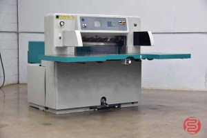 Perfecta 92 UC 36in Programmable Paper Cutter - 081621095730