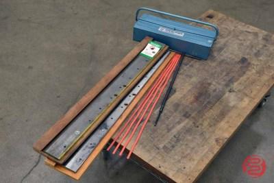 Polar 92 EMC Programmable Paper Cutter - 082321110422
